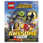 DC Comics - Lego DC Comics: The Awesome Guide - Packshot 1