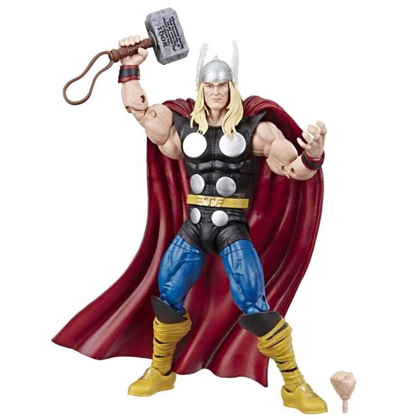 "Marvel - Marvel Legends 80th Anniversary Thor 6"" Action Figure - Packshot 1"