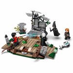 Harry Potter - LEGO The Rise of Voldemort Construction Set - Packshot 3