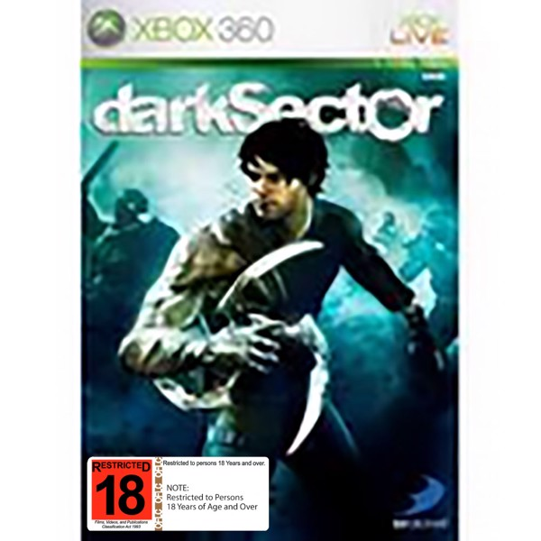 Dark Sector - Packshot 1