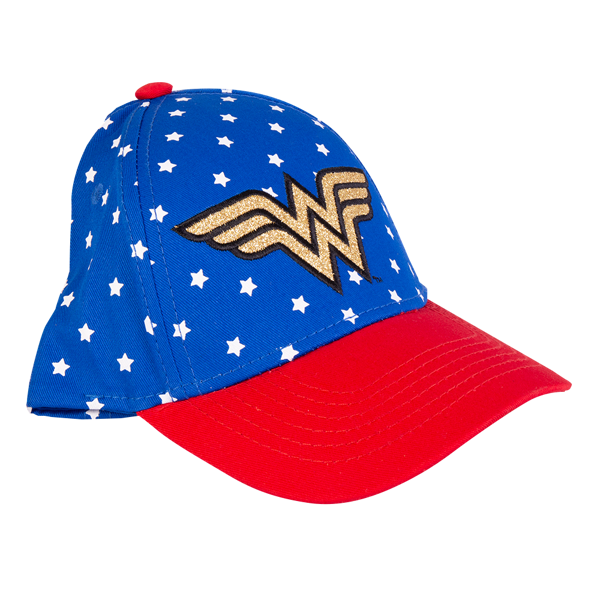 DC Comics - Wonder Woman Logo Cap  - Packshot 1