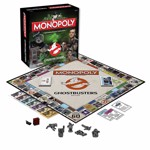 Ghostbusters Monopoly Board Game - Packshot 2