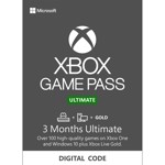 Xbox Game Pass Ultimate - 3-Month Subscription