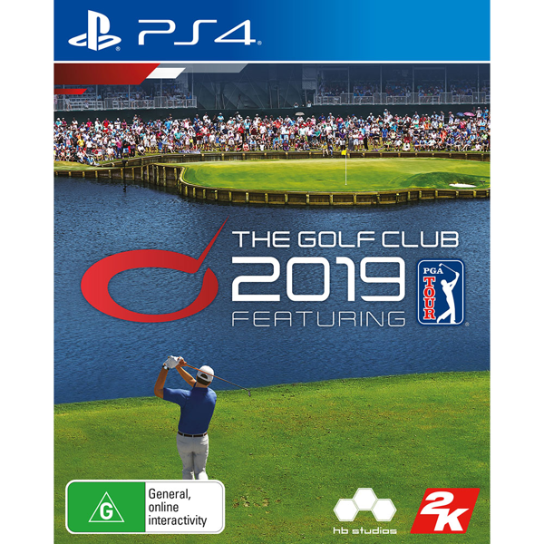 The Golf Club 2019 - Packshot 1