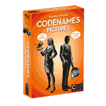 Codenames: Pictures - Card Game - Packshot 1