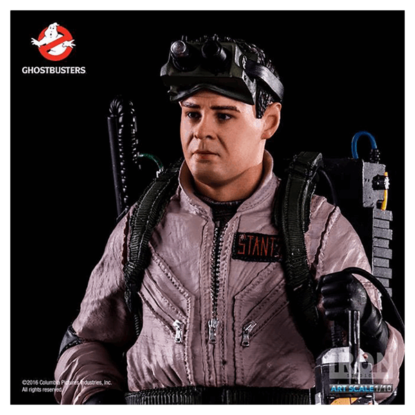Ghostbusters - Ray Stantz 1/10 Scale Statue - Packshot 6