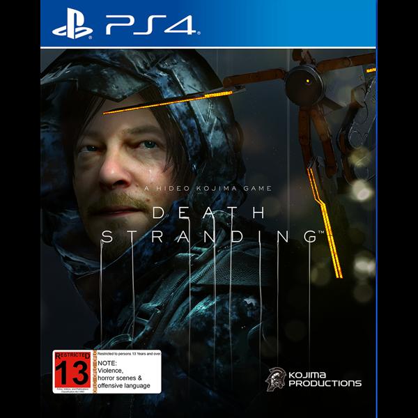 Death Stranding Playstation 4 Eb Games New Zealand