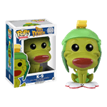 Duck Dodgers - K-9 Pop! Vinyl Figure - Packshot 1