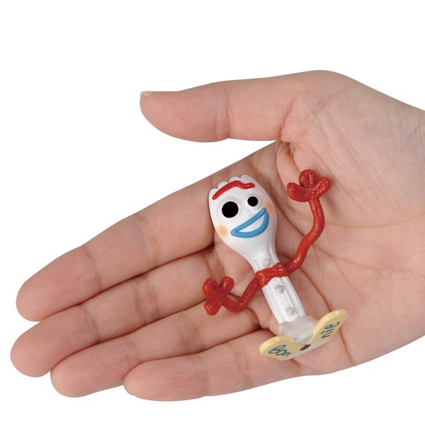 Disney - Toy Story 4 - Forky MetaColle Diecast Figure - Packshot 2