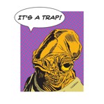 Star Wars - Ackbar It's a Trap T-Shirt - M - Packshot 2