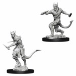Dungeons & Dragons - Nolzur's Marvelous Miniatures - Tiefling Male Rogue - Packshot 1