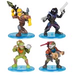 Fortnite - Series one Squad 4 Pack Figures - Packshot 2