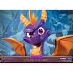 "Spyro the Dragon Grand-Scale 15"" Resin Bust - Packshot 4"