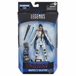"Marvel - Avengers: Endgame Legends Series Valkyrie 6"" Action Figure - Packshot 2"