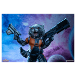 Marvel - Guardians of the Galaxy - Rocket Racoon Premium Format Figure - Packshot 5