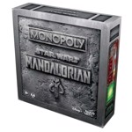 Star Wars - The Mandalorian Monopoly Edition Board Game - Packshot 1