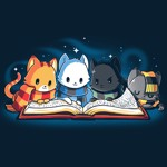Books are Magic T-Shirt - Packshot 2