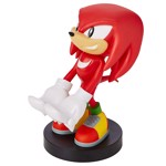 Sonic the Hedgehog - Knuckles Cable Guy Figure - Packshot 2