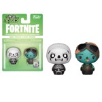 Fortnite - Skull Trooper & Ghoul Trooper Pint-Sized Heroes 2-Pack Figure - Packshot 1
