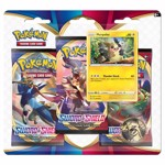 Pokemon - TCG - Sword & Shield Three Booster Blister - Packshot 1