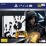 PlayStation 4 Pro 1TB Limited Edition Death Stranding Console - Packshot 2