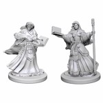 Dungeons & Dragons - Nolzur's Marvelous Miniatures - Human Female Wizard - Packshot 1