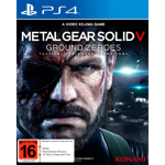 Metal Gear Solid V: Ground Zeroes - Packshot 1
