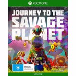 Journey To The Savage Planet - Packshot 1