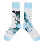 Disney - Frozen II - Elsa Crew Socks - Packshot 1