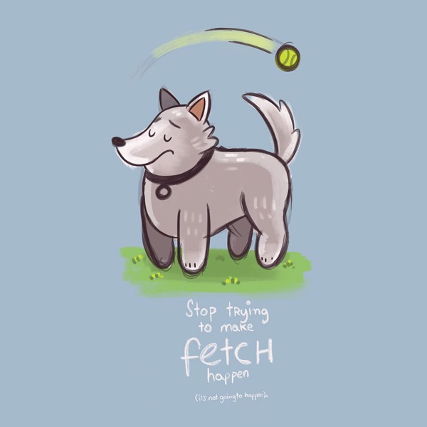 Doggo So Fetch T-Shirt - L - Packshot 2