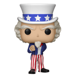 American History - Uncle Sam Pop! Vinyl Figure - Packshot 1
