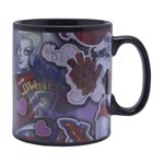 DC Comics - Harley Words Heat Mug - Packshot 3