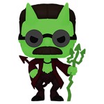 The Simpsons - Treehouse Of Horror Flanders Devil Glow Pop! Vinyl Figure - Packshot 1