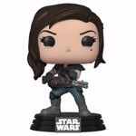 Star Wars: The Mandalorian - Cara Dune with Gun Pop! Vinyl Figure - Packshot 1