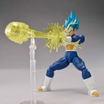 Dragon Ball Z - Vegeta Super Saiyan God Super Saiyan Blue Figure - Packshot 3