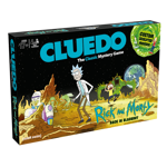 Rick and Morty - Cluedo Board Game - Packshot 1