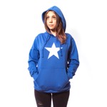 Marvel - Captain America Shield Hoodie - XXL - Packshot 4