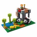 Minecraft - LEGO The Panda Nursery - Packshot 3