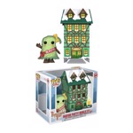 Peppermint Lane - Patty Noble with Light Up Town Hall Pop! Town - Packshot 1