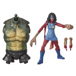 Marvel - Avengers - Marvel Legends Gamerverse Ms Marvel Figure  - Packshot 1