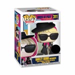 DC Comics - Birds of Prey - Harley Quinn (Incognito) Pop! Vinyl Figure - Packshot 2
