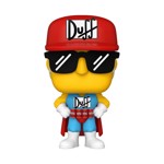 The Simpsons - Duffman Pop! Vinyl Figure - Packshot 1