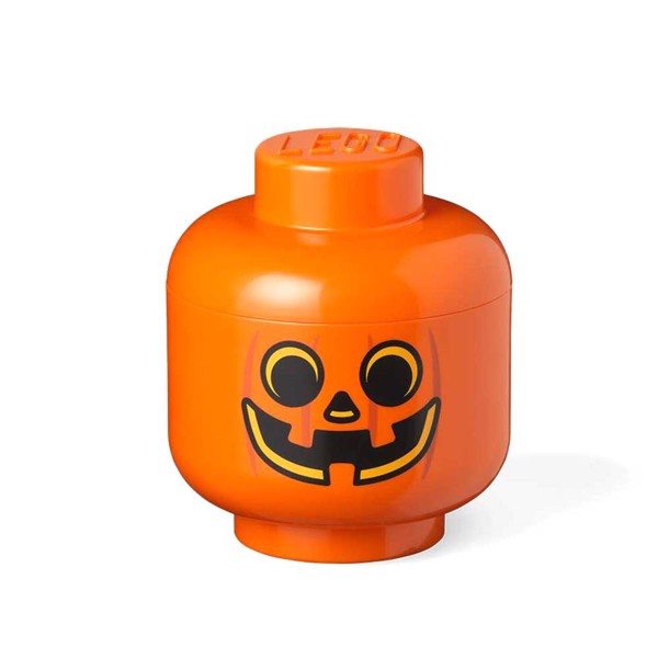 LEGO - Storage Head Jack-O'-Lantern - Large - Packshot 1