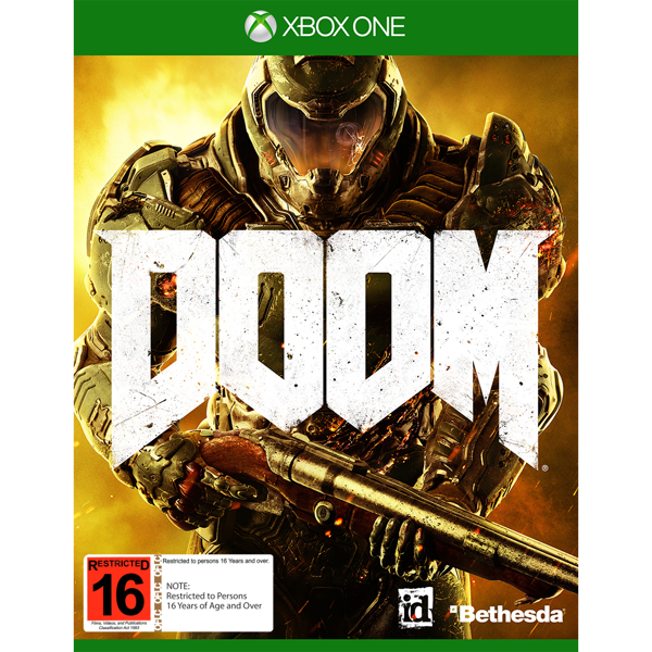 DOOM - Packshot 1