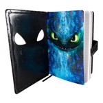 How to Train Your Dragon 3: The Hidden World - Toothless Scales Notebook - Packshot 2