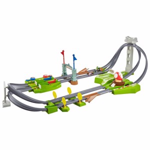 Hot Wheels - Mario Kart Circuit Trackset - Toys & Gadgets
