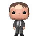 The Office - Dwight with Mask Pop! Vinyl Figure - Packshot 1