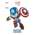 Marvel - Captain America Gurihiru T-Shirt - XXL - Packshot 2