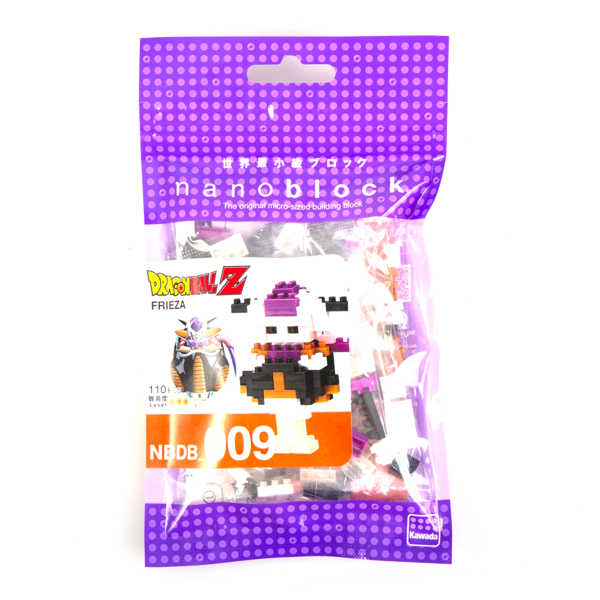 Dragon Ball Z - Frieza Nanoblocks Figure - Packshot 2