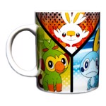 Pokemon - Sword and Shield Starters Mug - Packshot 2
